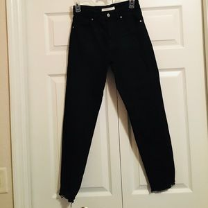 Black chop Jean's 👖